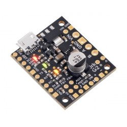 Pololu JRK G2 21v3 - single channel USB motor driver with 28V/2.6A feedback