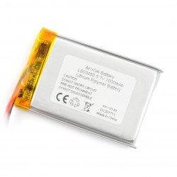 Li-Pol Akyga 1000mAh 1S 3.7V Li-Pol Akyga battery