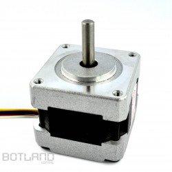 Stepper motor 39BYGH402B 200 steps/rev 12V 0.4A 0.11Nm