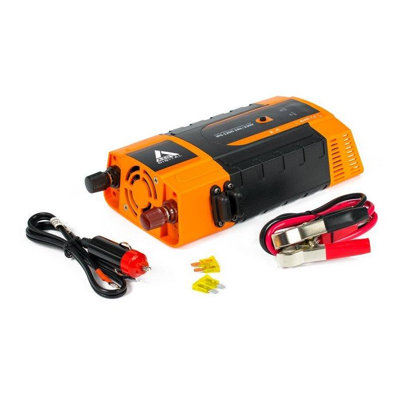 AZO Digital 24 VDC / 230 VAC IPS-1200 1200W