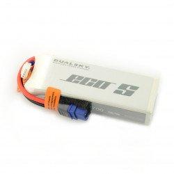 Package Li-Pol Dualsky 2700mAh 25C 11.1V