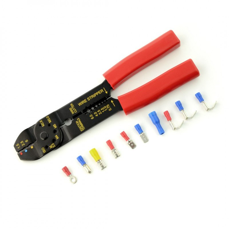 Zestaw narzędzi - akcesoria do majsterkowania - śrubokręty precyzyjne