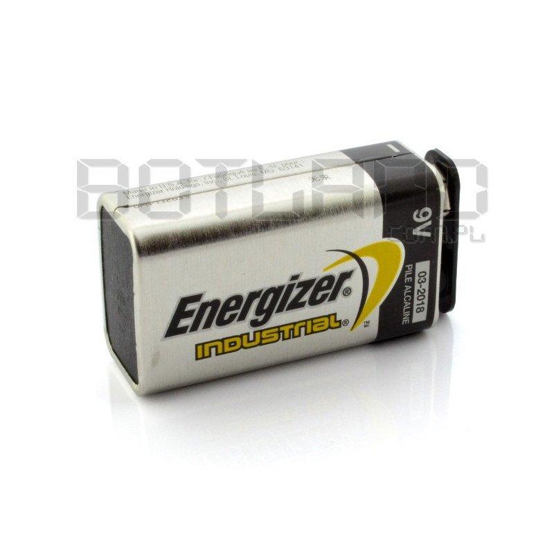 Alkaline battery Energizer Industrial 6LR61 9V