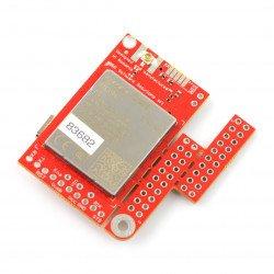 GSM LTE NB IoT EPRS GNSS module - u-GSM shield v2.19 BG96 u.FL - for Arduino and Raspberry Pi - u.FL connector