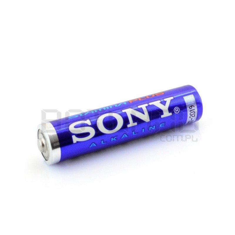 Sony Stamina Plus AAA (R3 LR3) alkaline battery
