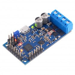 Pololu High-Power Simple Motor Controller G2 18v15 - 30V/15A motor controller - assembled