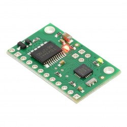 Pololu Qik 2s9v1 two-channel 13.5V/1A motor controller