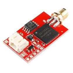 Venus Logger - GPS receiver...