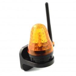 Lampa uniwersalna z anteną