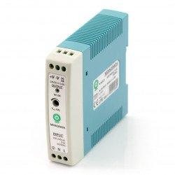 MDIN20W24 power supply for DIN rail - 24V / 1A / 20W