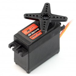 Servo PowerHD AR-3603HB continuous work 360 degrees