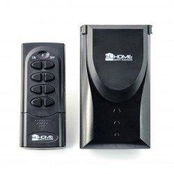 Eura-tech EL Home RCS-33C8 - remote control socket - 3600W