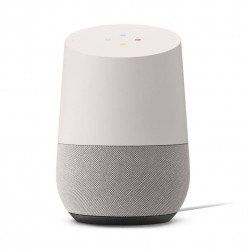 Google Home - smart speaker Google assistant - white