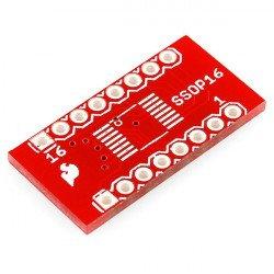 SSOP Adapter for 16-pin DIP...