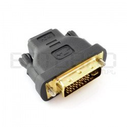 HDMI adapter (socket) -...