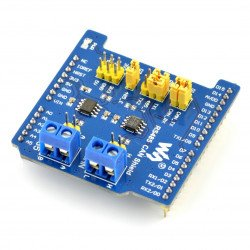 RS485 / CAN Shield for Arduino