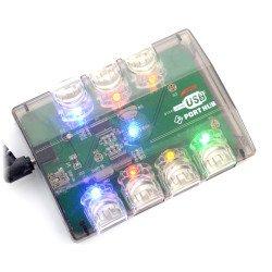 HUB USB 2.0 7-ports