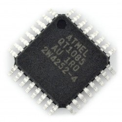 Q-touch AT42QT1070