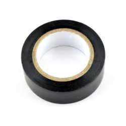 Insulation tape 19mmx10m black