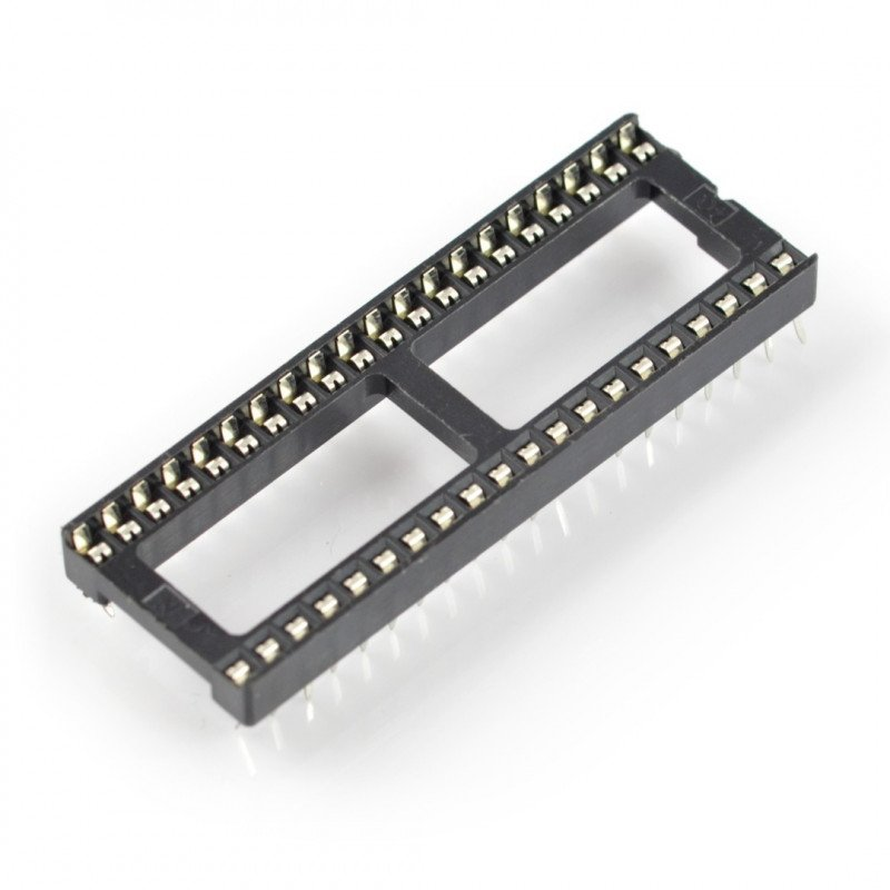 Stand for chip DIP 40 pin dry cleaning - 5 PCs.