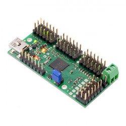 24-channel USB server driver