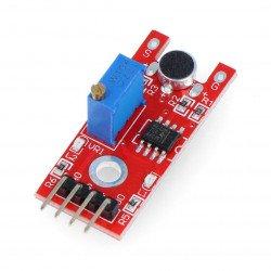 Iduino sound sensor - microphone