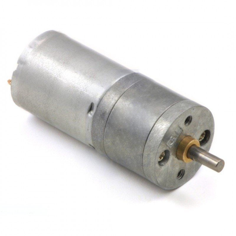Polol 25Dx48L HP motor with 4.4:1 gearbox