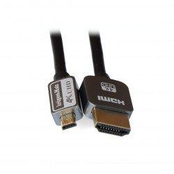 HDMI - micro HDMI cable 3m