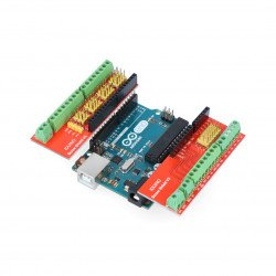 Iduino Screw Shield v3 - Screw connections for Arduino