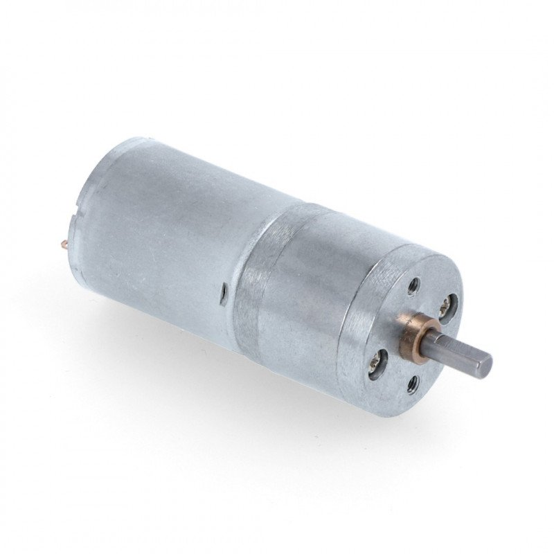 Polol 25Dx48L HP motor with 99:1 gearbox
