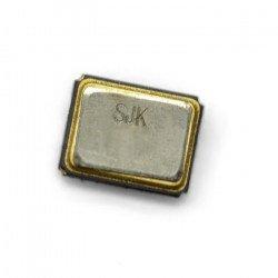 The quartz resonator 12MHz - SMD 3.2 x 2.5 mm