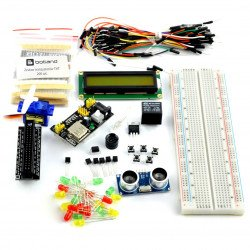 Picoboard prototype kit for Raspberry Pi 4B/3B+/3B/2B/Zero*