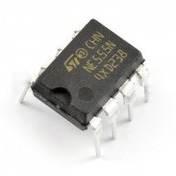 Universal timer IC NE555 - THT