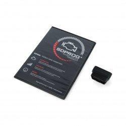 SDPROG + VGate iCar 2 WiFi diagnostic kit