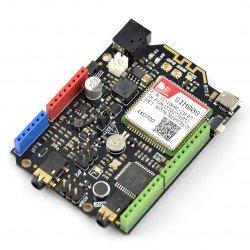 GSM/GPRS/GPS SIM808 with main Board Arduino Leonardo