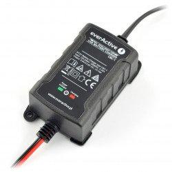 Charger, CBC-1 charger for gel / AGM / lead-acid 6V/12V - 1A batteries