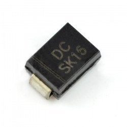 Schottky SK16 SMD diode