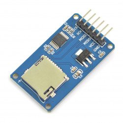Micro SD Card Module Mini TFCardRead and Write 6pin
