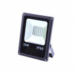 LED ART, 20W, 1800lm, IP65,  AC80-265V, 4000K - white