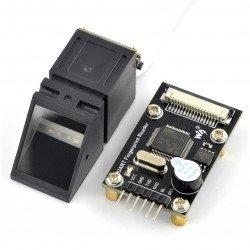 Fingerprint reader - with STM32F205 32-bit