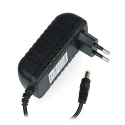 5V / 4A switched-mode power supply - 5.5 / 2.5mm DC plug