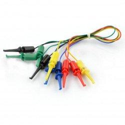 Przewody połączeniowe  męsko -  męskie 30cm - 10szt