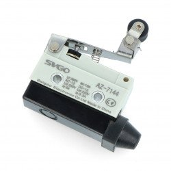 Limit switch with folding roller - WK7144