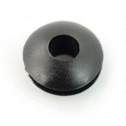 Przepust gumowy okrągły 3mm - 10szt.