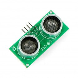 Ultrasonic distance sensor...
