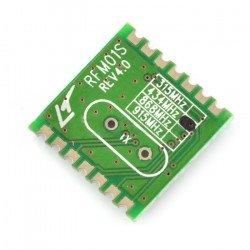 Moduł radiowy RFM01/433S2   Odbiornik SMD