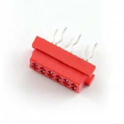 Connector Micro-Match connector 6 pin