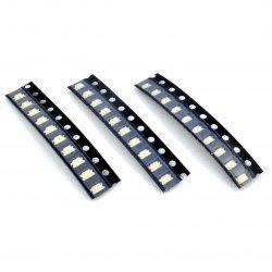 Dioda LED 5mm żółta - 10 szt.