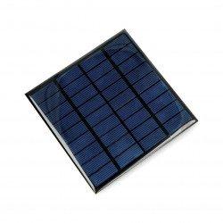 Solar cell 2W / 9V 115x115x3mm