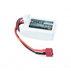 LiPol Redox 700mAh 20C 3S 11.1V package